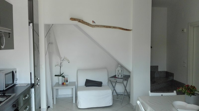 Nice apartment with sea view & Wifi, vacation rental in Ortona