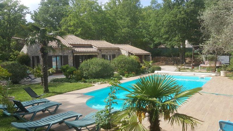Cadre exceptionnel pour cette Villa provençale et  ses 5000M² terrain, Ferienwohnung in Fayence