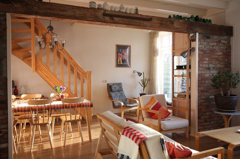BuitenWedde Hermelijn, casa vacanza a Finsterwolde