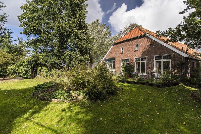 BuitenWedde IJsvogel, casa vacanza a Finsterwolde