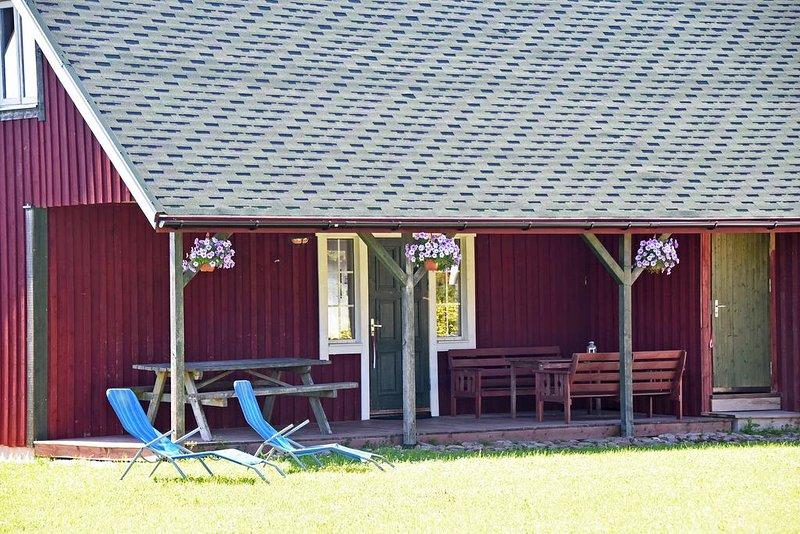 Vila RUNA Family Room 1, alquiler vacacional en Telsiai County