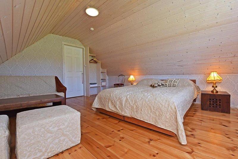 Vila RUNA Double Room 1, alquiler vacacional en Telsiai County