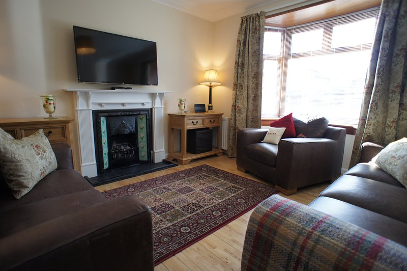 The Featherie, St. Andrews, holiday rental in St Andrews