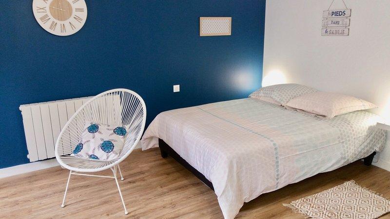 Appartement* 'Îlot Bello' au coeur du centre ville, vacation rental in Hillion