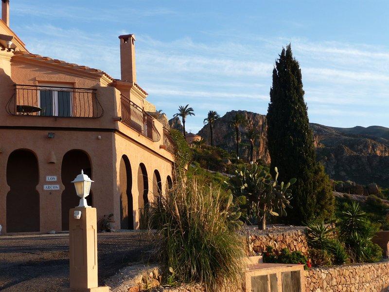 Casa Los Arcos / VTAR/AL/00285, aluguéis de temporada em Alfaix