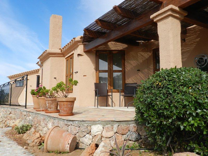 Casa Mary Jo / VTAR/AL/00231, holiday rental in Turre