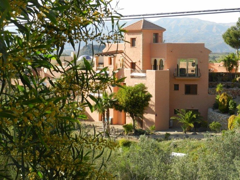 Casa Jabali / VTAR/AL/00242, holiday rental in Turre