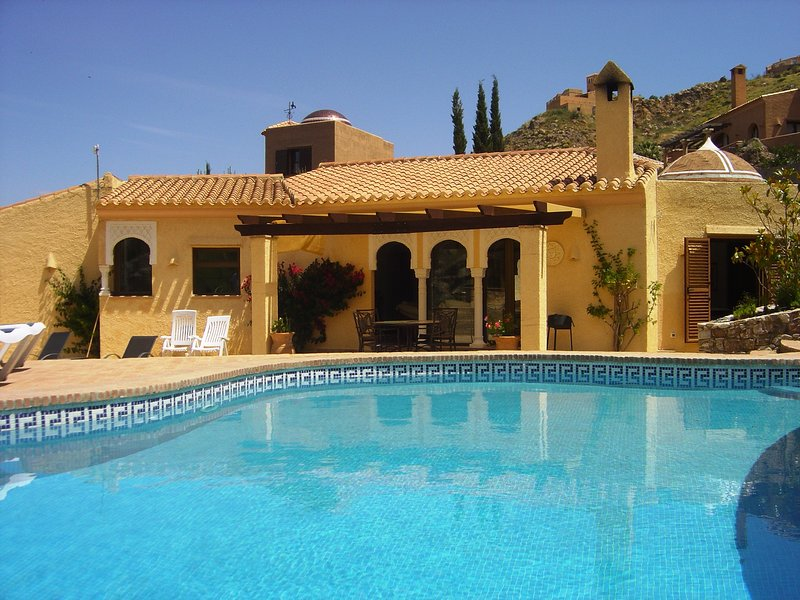 Baja Cascada / VTAR/AL/00197, holiday rental in Turre