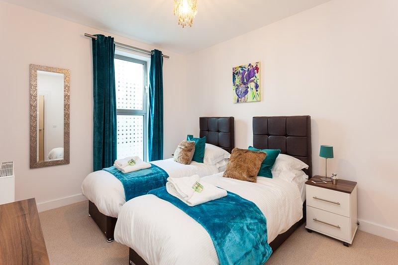 Castle Haven, Bishops Terrace, holiday rental in Caterham
