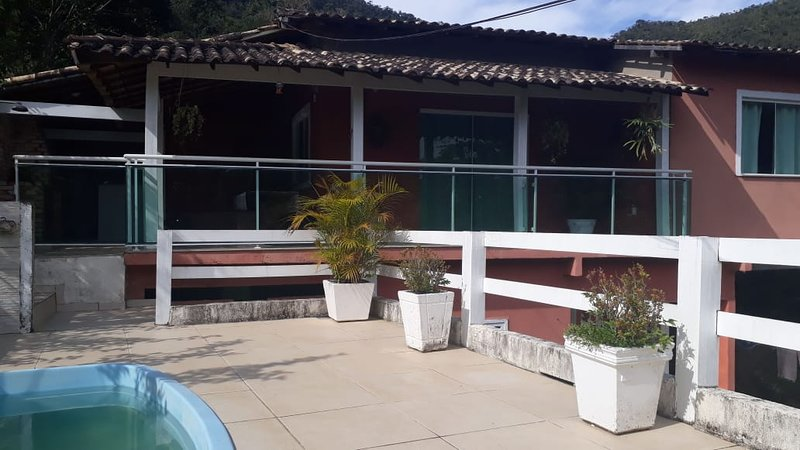 casa temporada Sana, vacation rental in Macae