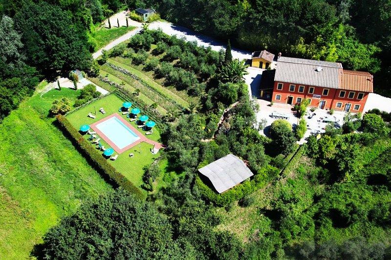 Casa Toscana, alquiler vacacional en Marlia