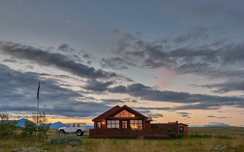 Holt - A Quality Cottage with a View, vacation rental in Selfoss
