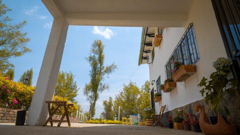 cabañas paipa pantano de vargas finca la primavera, holiday rental in Paipa