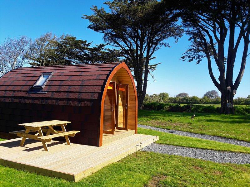 Wren Camping Pod