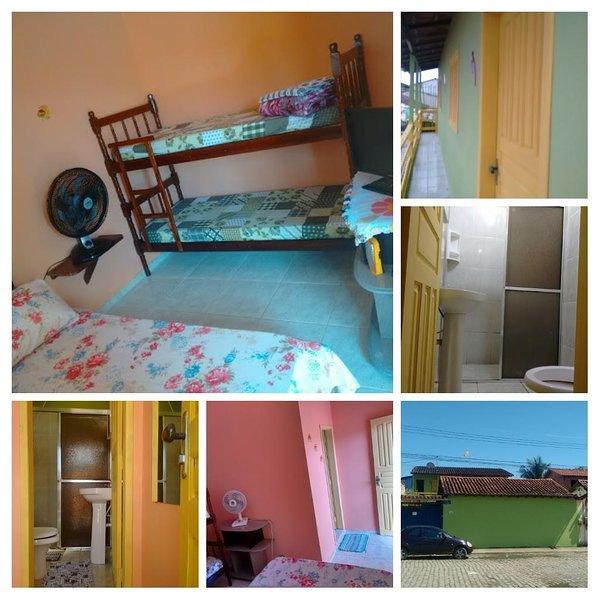 Suítes privativas em Paraty, location de vacances à Trindade