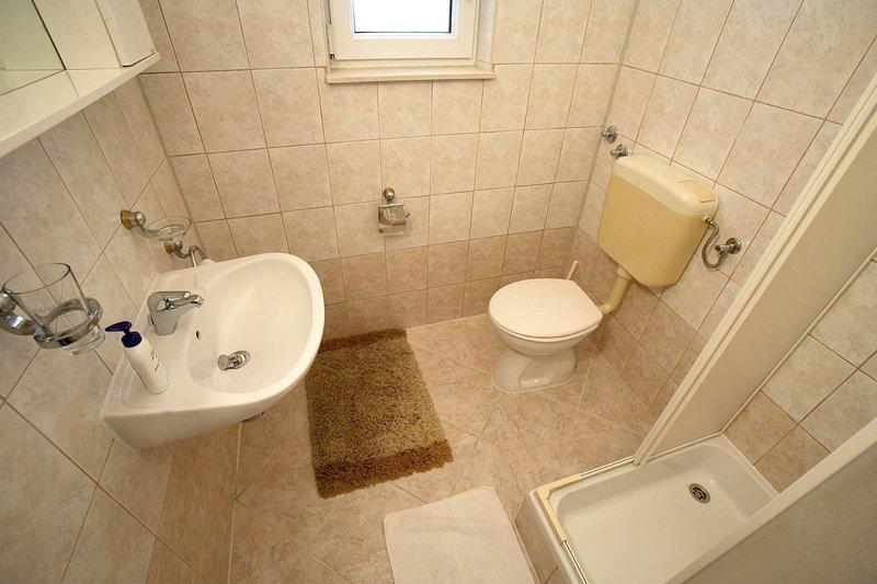 A7a drugi kat(4+2): bathroom with toilet