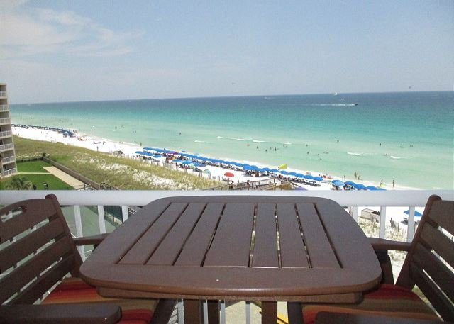 Gulf Front With the Best Sunrise View, Plus FREE Beach Service (603