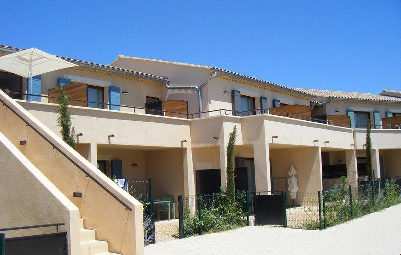 Sortez sur le balcon ou la terrasse de votre appareil et respirez l'air frais.