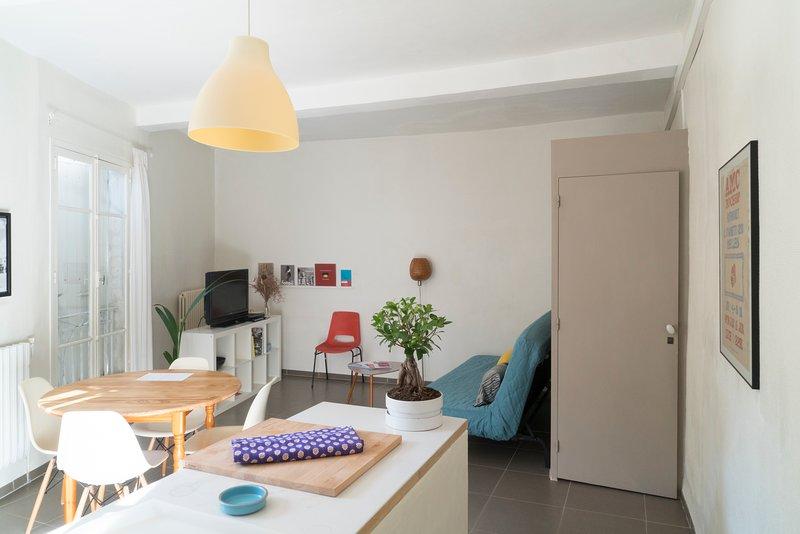Living room (30m2)