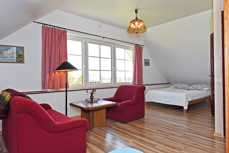 Vila RUNA Family Room 3, holiday rental in Priekule