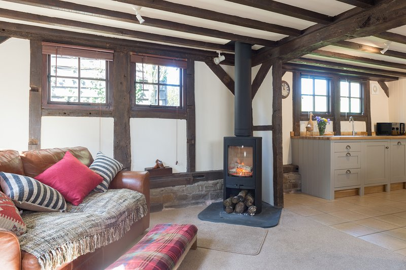 Wain House, holiday rental in Hereford