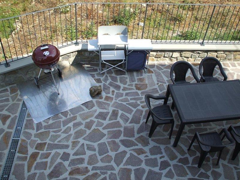 Apartment with mountain view, casa vacanza a Filetto