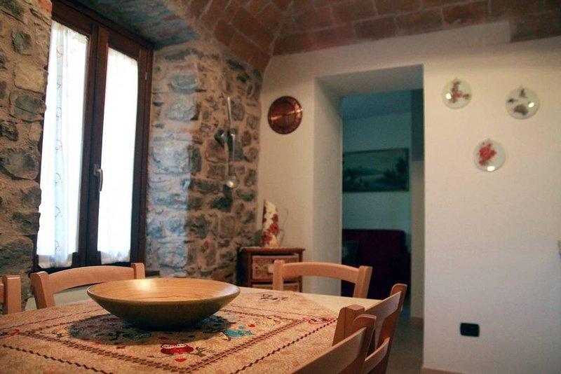 Beautiful apartment with garden, casa vacanza a Filetto