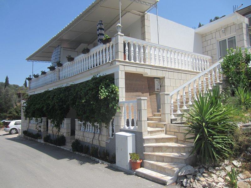 Korcula, Brna - Morgen Apartment 2+1, holiday rental in Brna