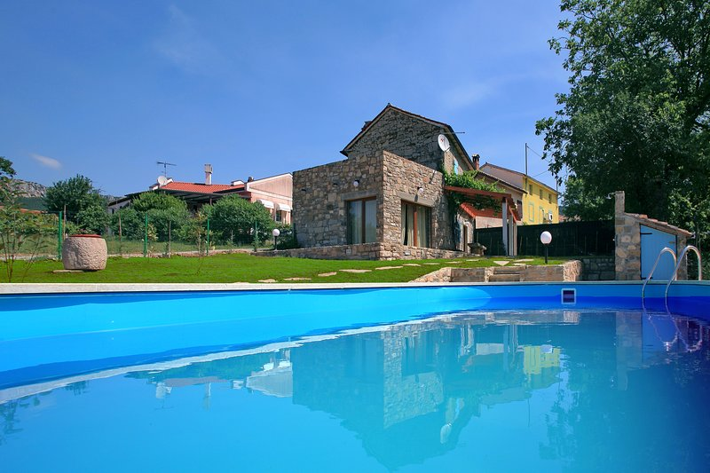 Villa Casa Romano, alquiler de vacaciones en Buzet