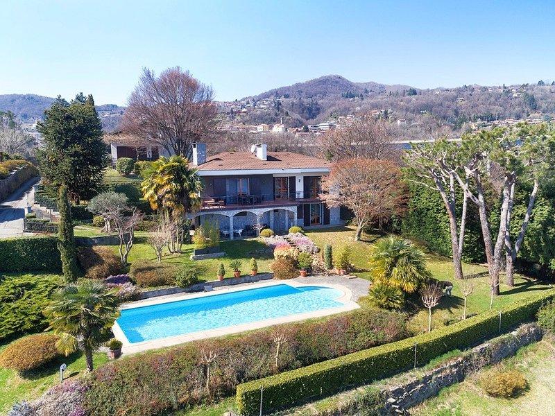 Villa Isabella, Nebbiuno, Lago Maggiore - NORTHITALY VILLAS vakantie villa's te huur