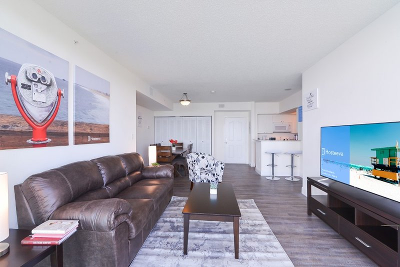 Luxury Condo Sunny Isles, holiday rental in North Miami Beach
