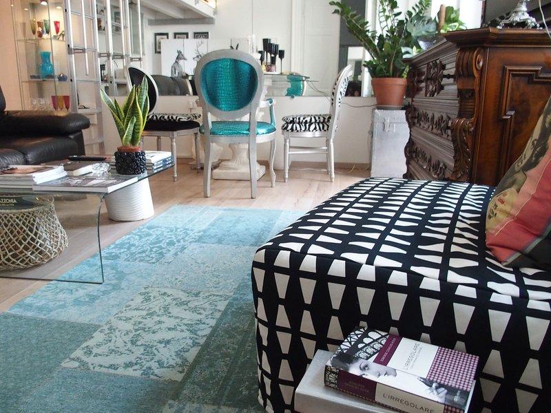 GLAM Bed&Breakfast Suite Trieste Center Wi-Fi Bathroom Privé Air-conditioned, aluguéis de temporada em Trieste