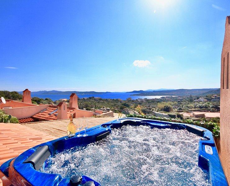 COTTAGE DOLCEVITA by KlabHouse-4BR w/ Panoramic Hot Tube and Terrace, aluguéis de temporada em Barrabisa