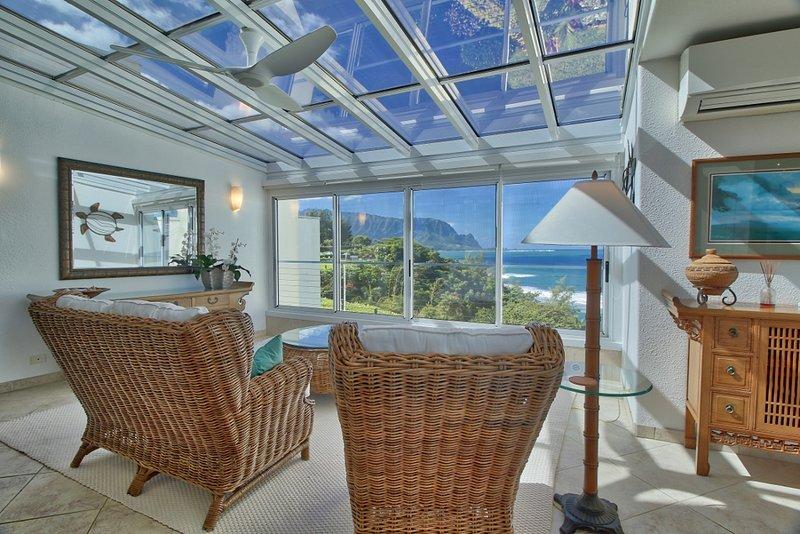 Say 'Aloha!' to stunning views at this North Shore property!