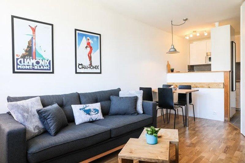 Apartment Chamois Blanc 7A Chalet in Chamonix