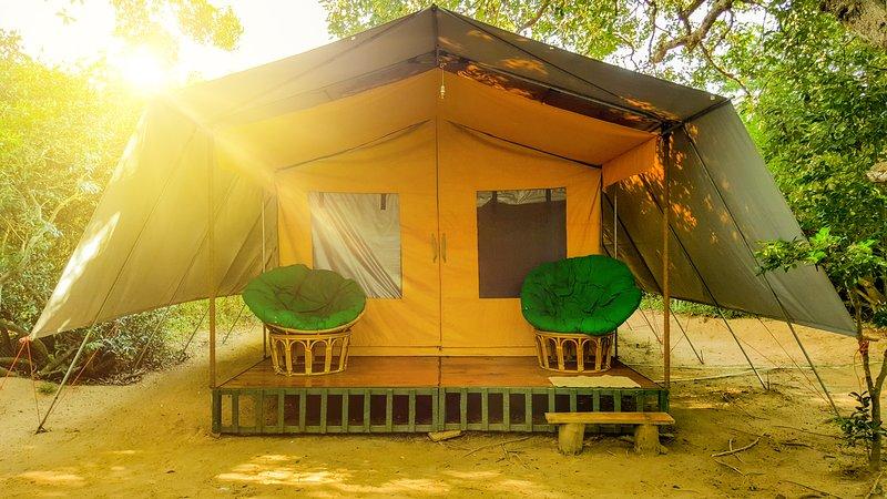 Wilderness Yala - Safari Camping - Sri Lanka, alquiler vacacional en Yala National Park