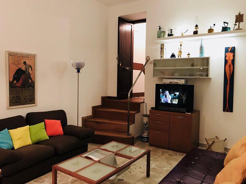 Le case di Galliano piano primo, vacation rental in Acquedolci