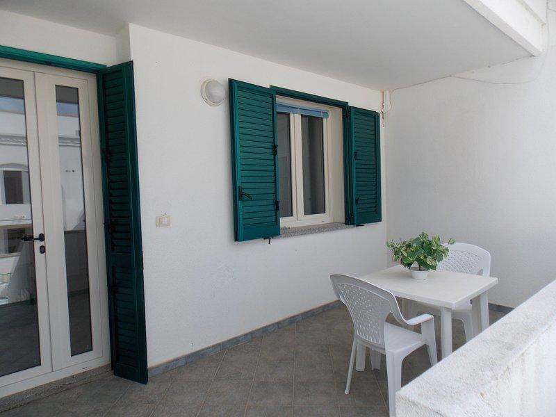 Appartamento Punta Ristola, holiday rental in Castrignano del Capo