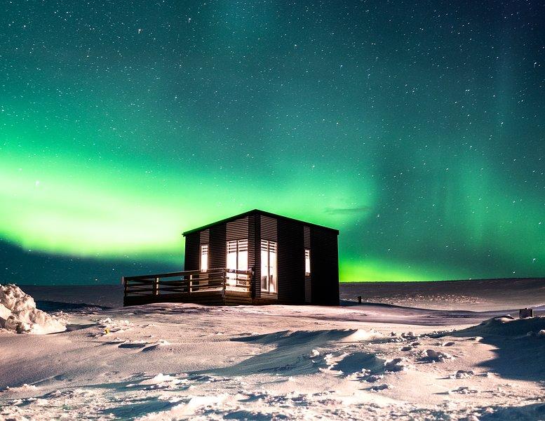 Afternoon Cottages near Hekla & Landmannalaugar (Nr. 1), location de vacances à Région sud