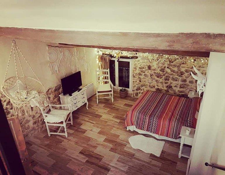 Maison de village, holiday rental in Villecroze