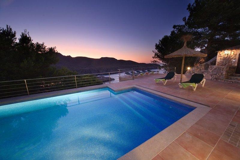 Villa Vista San Vincente, aluguéis de temporada em Formentor