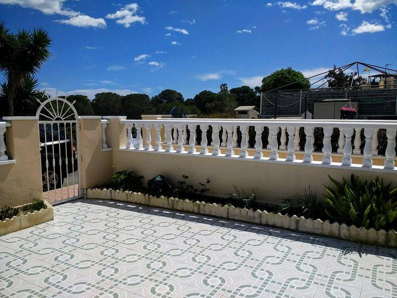 Mirador 1 Spanish for Vantage Point; see why – semesterbostad i El Chaparral