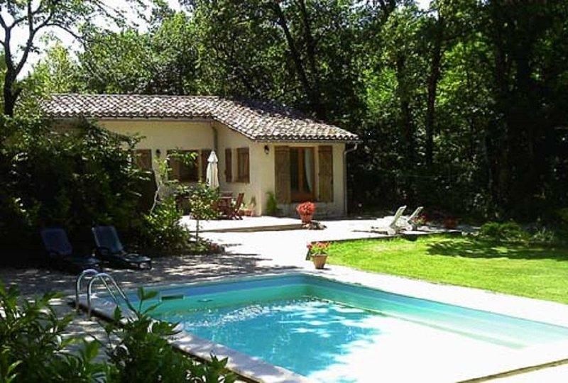 La Pesso Loungo et le Sega, vakantiewoning in Vindrac-Alayrac