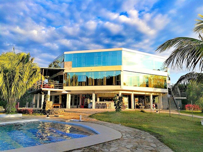 Ecopark building