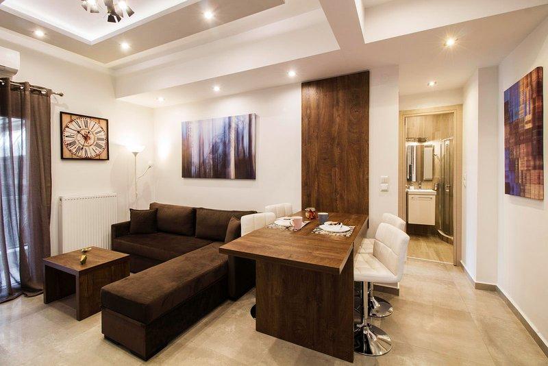 Supreme City Center Apartment, holiday rental in Triandria