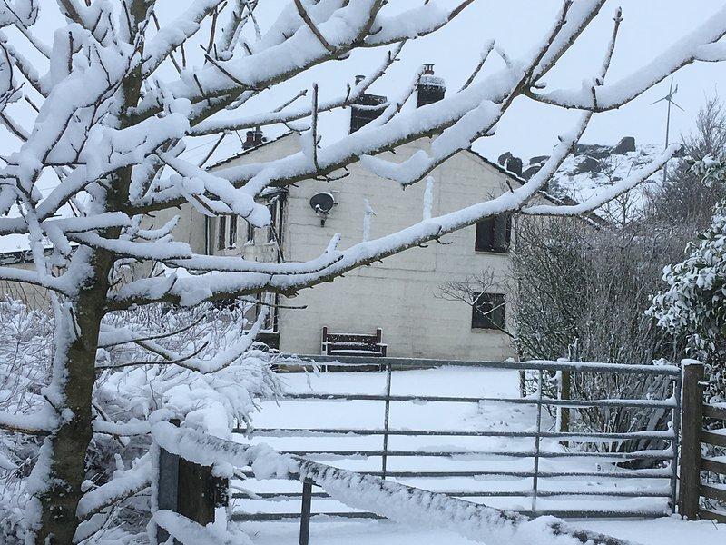 Lower Hawkstones Farm, location de vacances à Todmorden