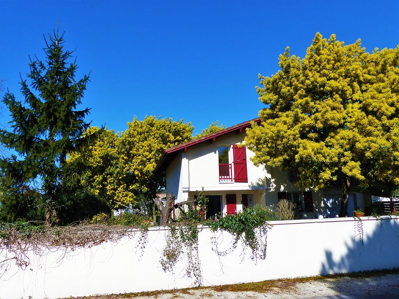Gîte ou B&B Villa BENESSERE***, océan, plages, golfs,..., vacation rental in Capbreton