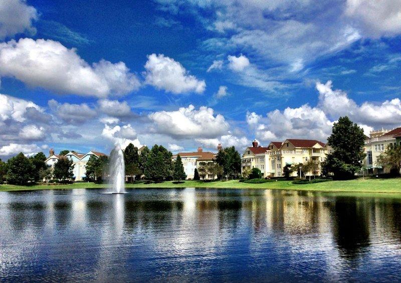 Saratoga Springs Resort and Spa 1 bedroom 714 sq ft deluxe Villa with King Bed, alquiler vacacional en Buena Ventura Lakes