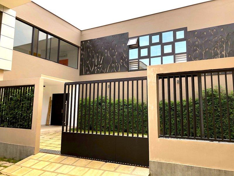 Villa Rok - Bedroom n°2 - entrance of the villa