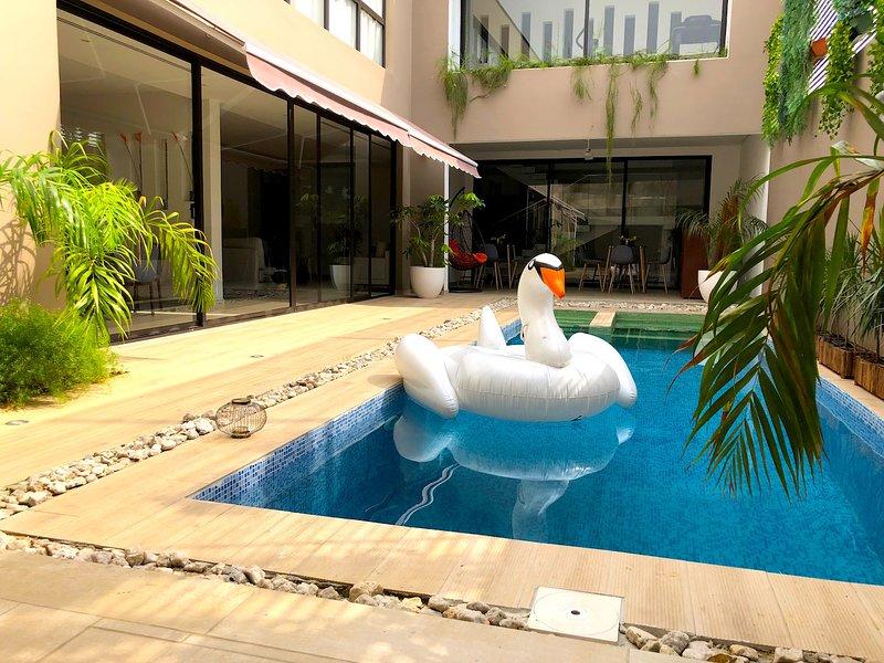 Abidjan - Villa Rok, location de vacances à Grand Bassam